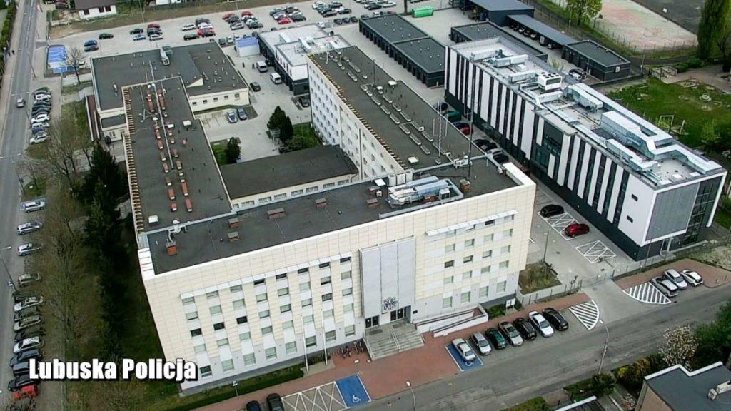 Nowa siedziba Lubuskiej Policji