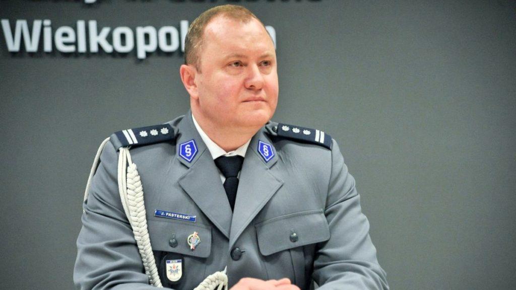 Lubuska Policja ma nowego szefa - został nim insp. Jarosław Pasterski 1