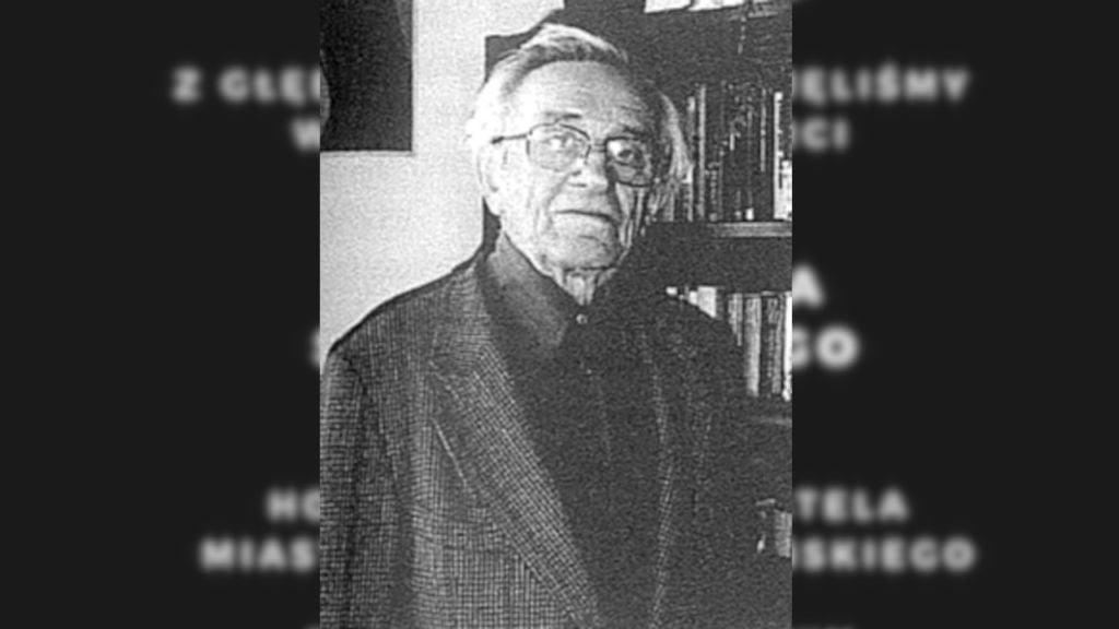 Nie żyje Romuald Szajkowski, Honorowy Obywatel Krosna Odrzańskiego 1