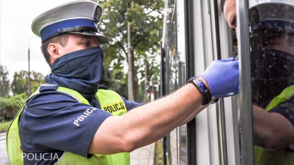 Kontrole kierowców autobusów miejskich 1