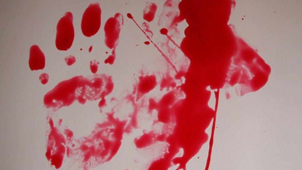 Brutalne zabójstwo w Starym Strączu koło Sławy. 26-latek został zadźgany