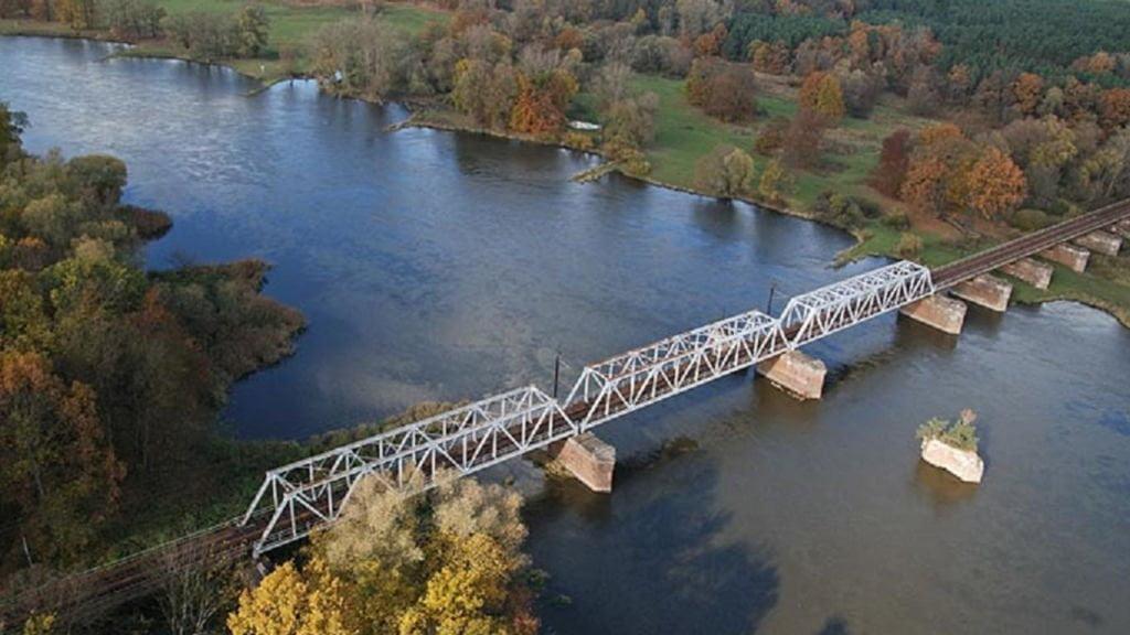 mosty na odrze