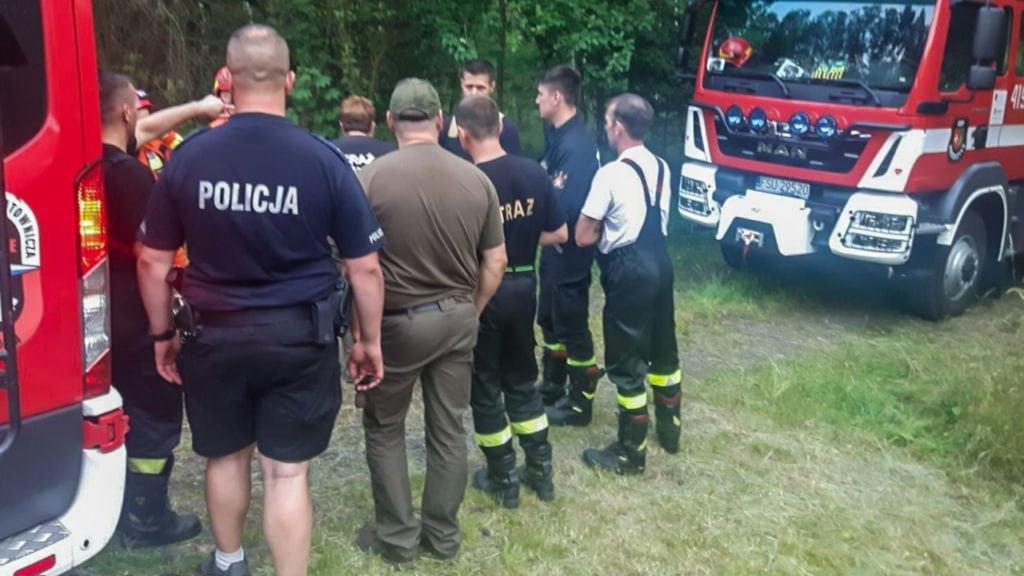Jacek Nadskakuła odnaleziony. 44-latek był 3 km od miejsca w którym pozostawił samochód 1