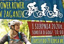 Power Rower w Żaganiu