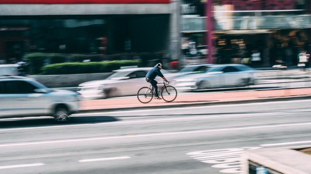 Problemem na drogach są pijani rowerzyści 1