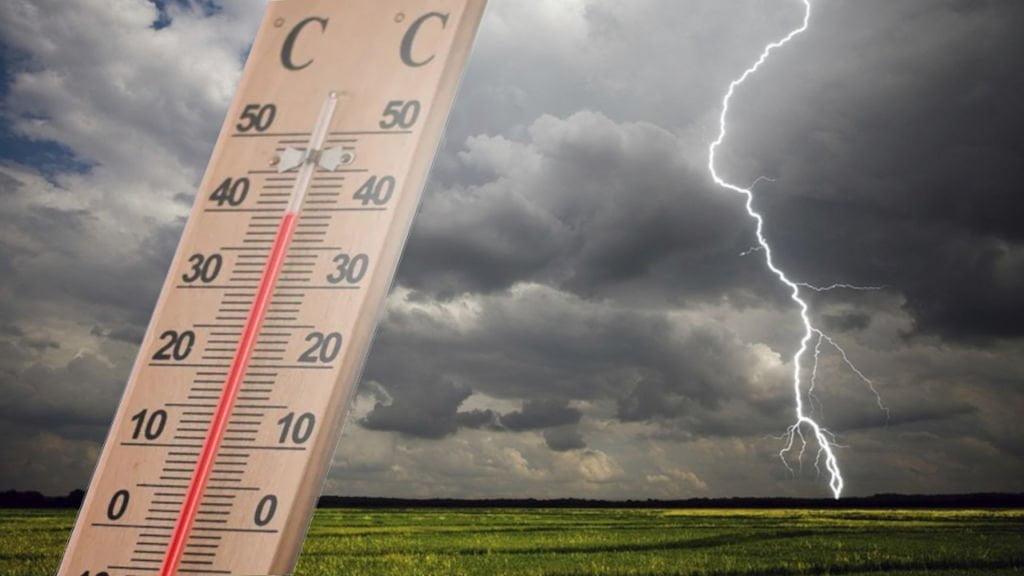 Ostrzeżenia pogodowe na piątek: w całym regionie burze z gradem, na południu lubuskiego upały [aktualizacja] 1