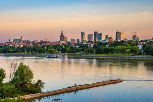 atrakcji polskich miast