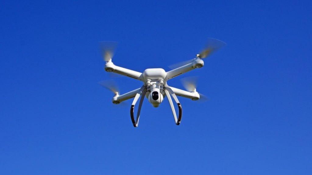 rejestr dronów