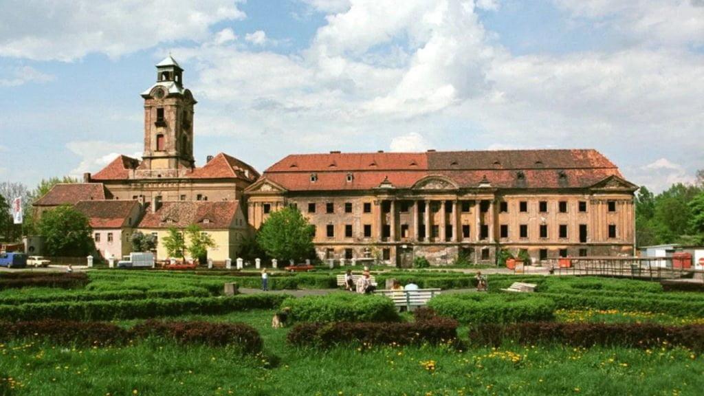 zamek bibersteinów