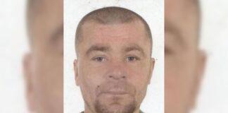 Zaginiony Wojciech Sipa z Zaboru