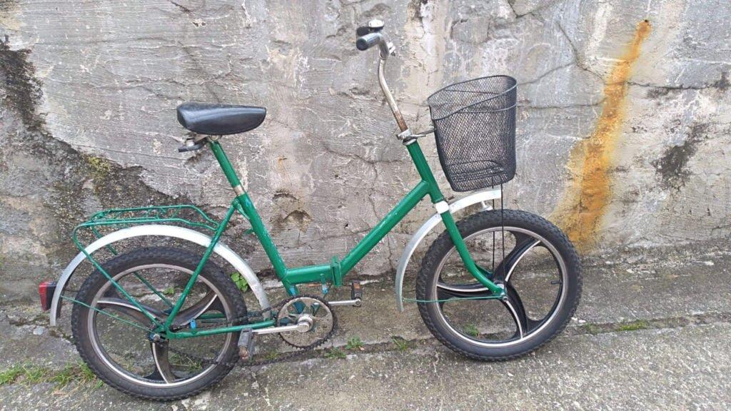 roweru znalezionego