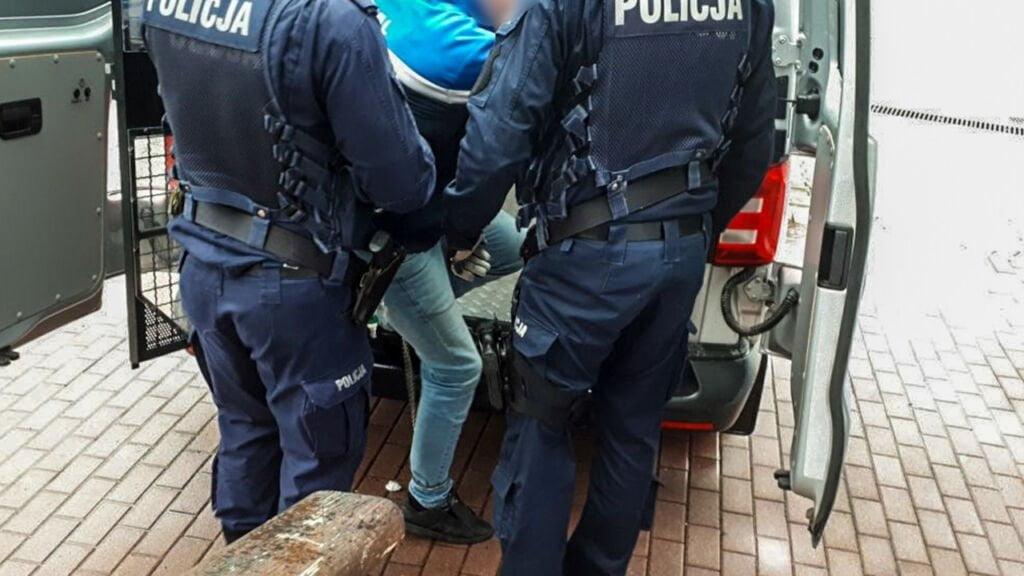 Kryminalni zaatakowani podczas interwencji