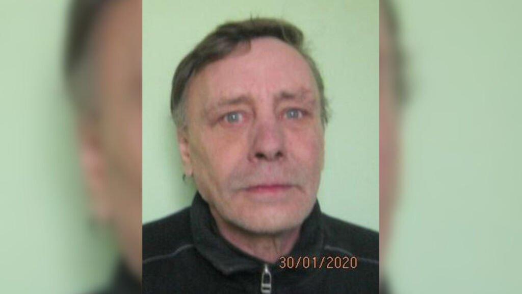 Zaginiony Zbigniew Klementowicz z Ośna Lubuskiego