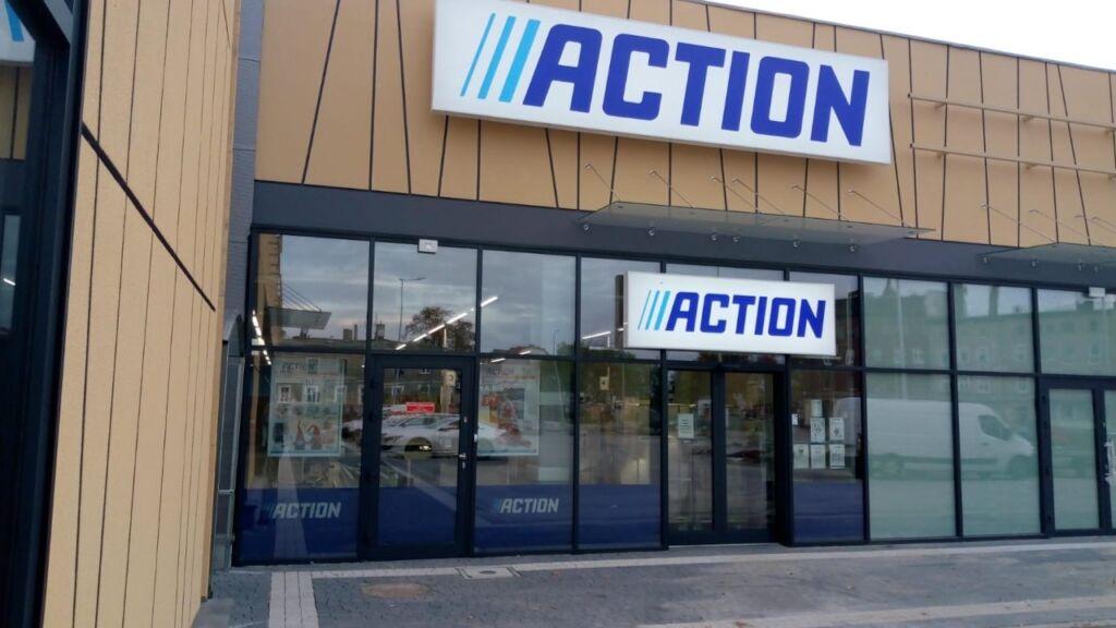 Nowy sklep Action w Żarach