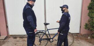 Policjanci z cybinki odzyskali skradziony rower