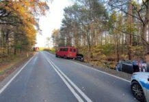 Wypadek w Słubicach, DK31