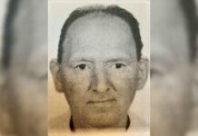 Zaginiony Stanisław Wrona