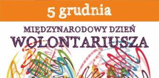 5 grudnia - Międzynarodowy Dzień Wolontariusza