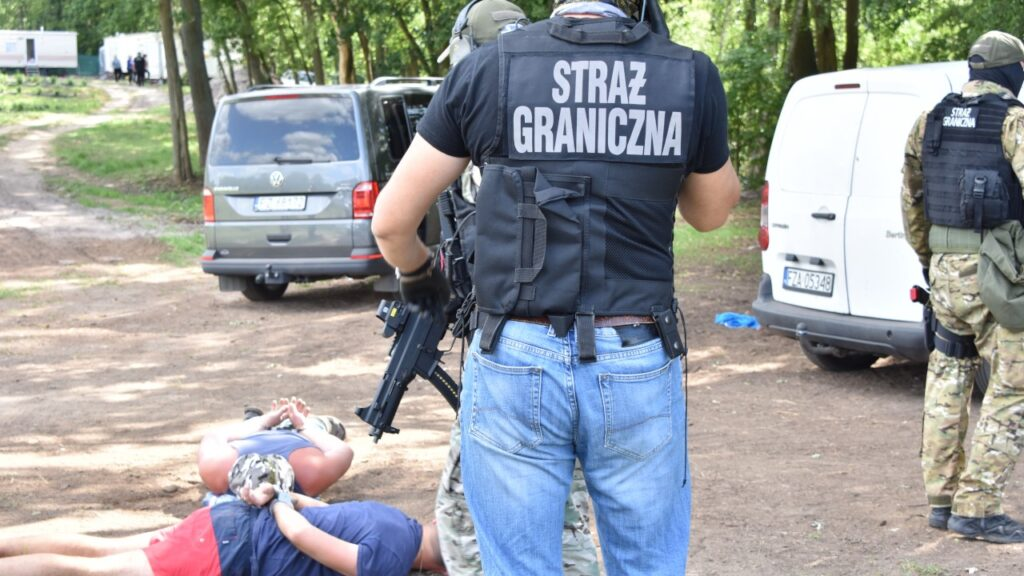Kolejni członkowie zorganizowanej grupy przestępczej zatrzymani. Śledztwo tej sprawie trwa od 2017