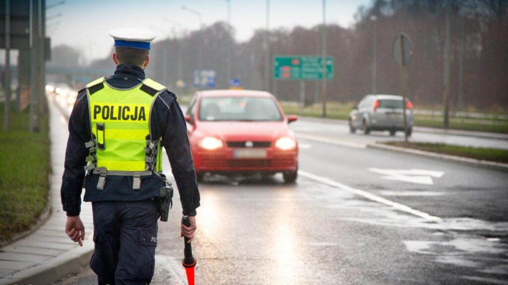 Lubuska policja mówi STOP pijanym kierowcom. Trwają wzmożone kontrole