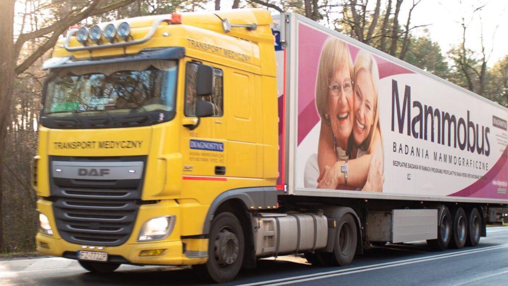Bezpłatne badania mammograficzne w Żaganiu