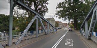 Most Elizy w Krośnie Odrzańskim