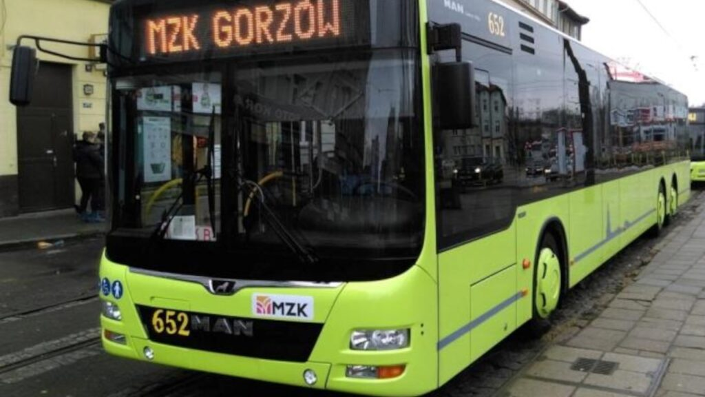 Ekologiczne autobusy w Gorzowie Wlkp. MZK otrzymał 1,5 mln zł dofinansowania