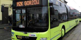 Autobus MZK Gorzów