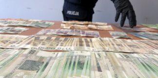 Pieniądze z przestępstwa, Międzyrzecz