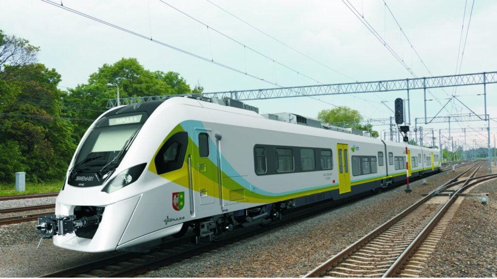 Impuls 2 - najnowocześniejsze pociągi w Polsce pojawią się w rozkładzie od 13 grudnia