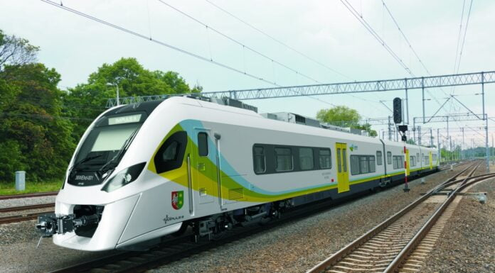 Pociąg Impuls 2