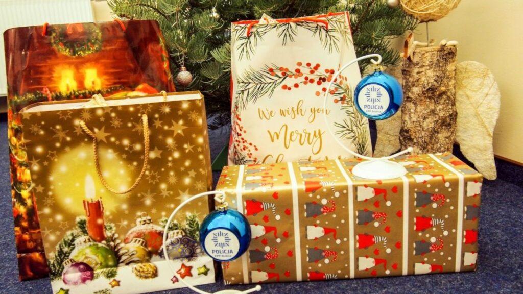 Radości nie było końca! Świąteczna paczka dotarła do małego Tomka
