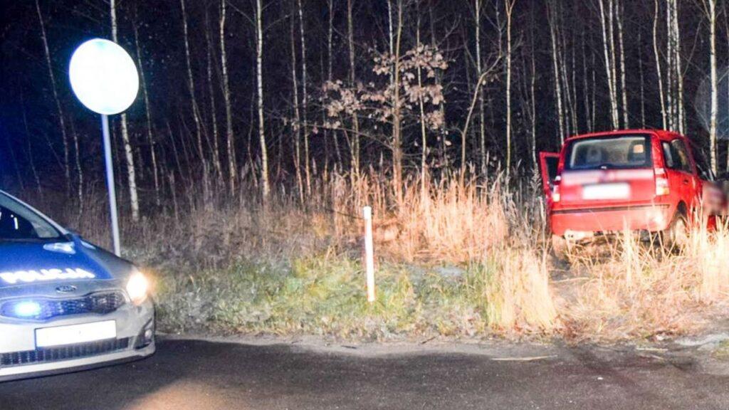 Pościg w Gubinie za Pandą skradzioną w Cottbus. Uciekinierów ujęto dopiero w sąsiednim powiecie