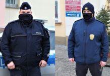 Tomasz Dąbrowski i Łukasz Biało