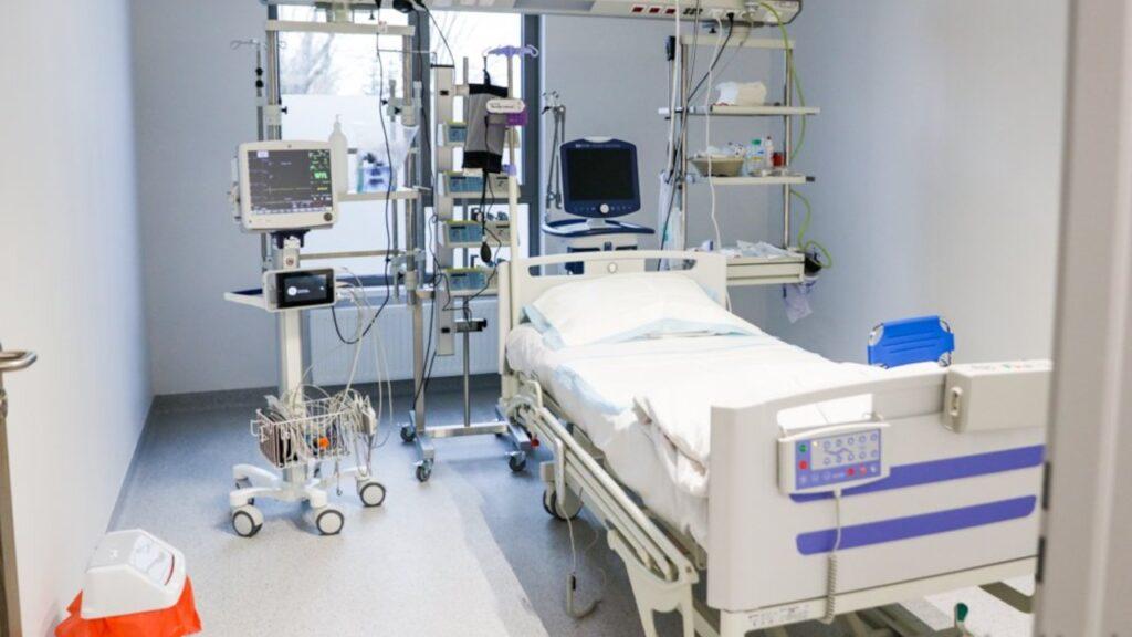Ruszył szpital tymczasowy w Zielonej Górze dla chorych na COVID-19 w Lubuskiem
