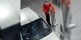 Mężczyznę który zatankował paliwo i odjechał poszukuje policja