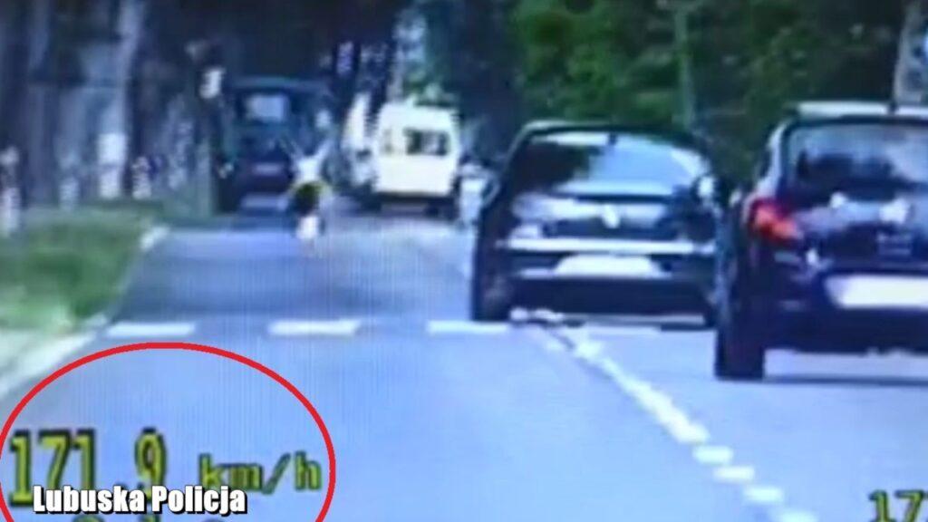 Niebezpieczne wyprzedzanie i 171 km/h w mieście! Sąd orzekł maksymalną karę