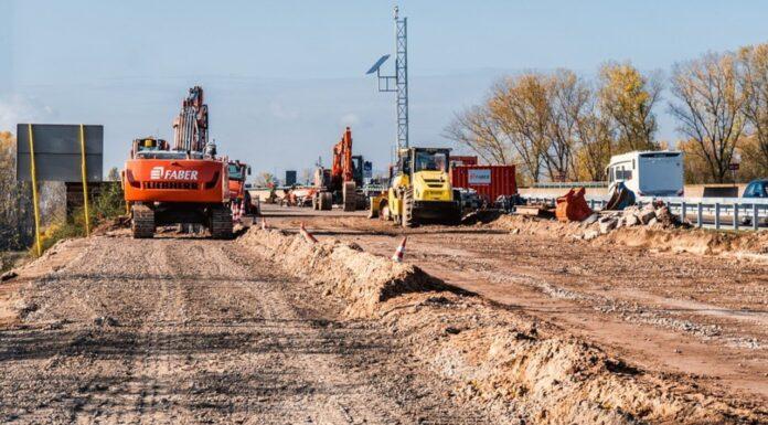 Budowa, remont drogi