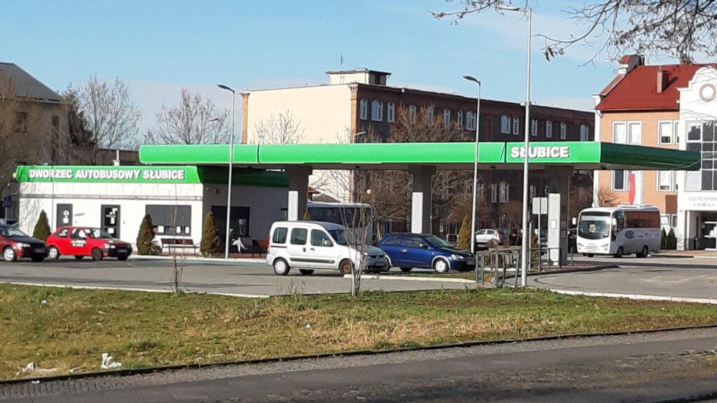 16-latek ukradł autobus z dworca w Słubicach