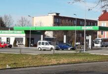 Dworzec autobusowy w Słubicach
