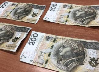 Fałszywe pieniądze
