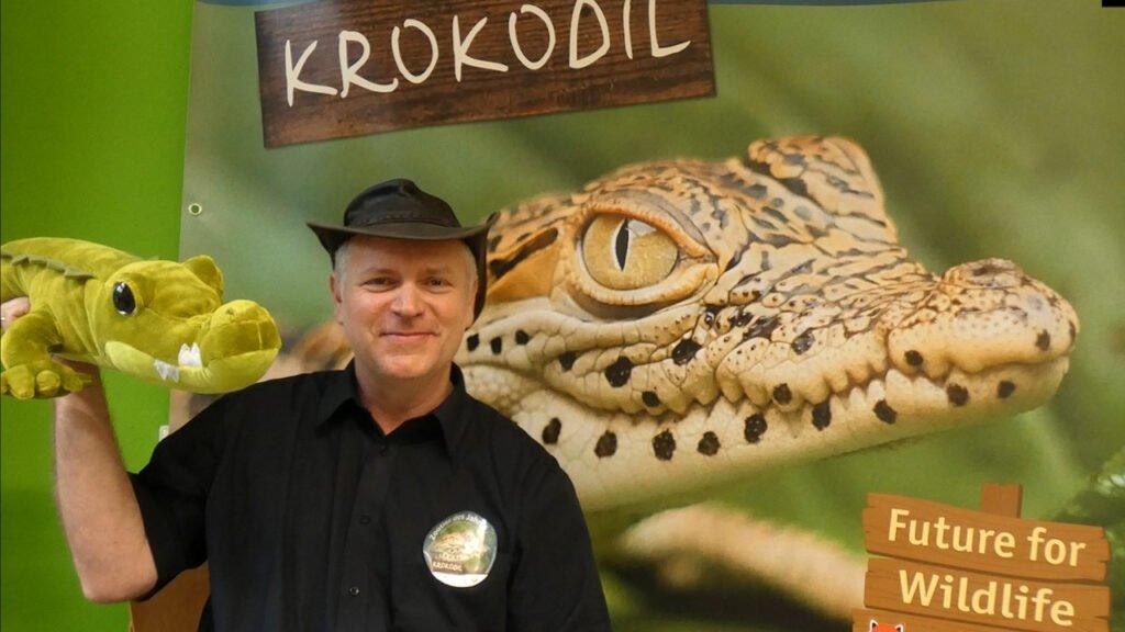 Krokodyl to zwierzę roku 2021. Jest pożyteczny ale ma problem wizerunkowy