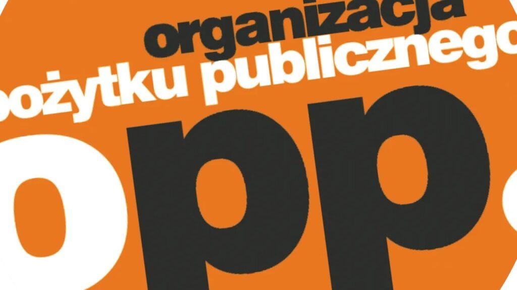Organizacje pożytku publicznego, OPP
