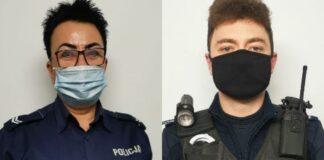 Policjanci ze Wschowy powstrzymali mężczyznę przed samobójstwem