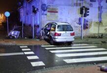 Wypadek w Nowej Soli