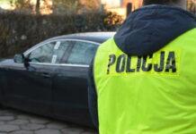 Skradzione z Niemiec Audi A5