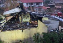 Spalony dom w Skwierzynie