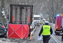 Wypadek w Wełminie