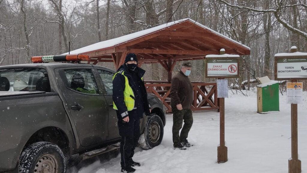 Cybinka: Akcja Wieniec przeciw amatorom jeleniego poroża