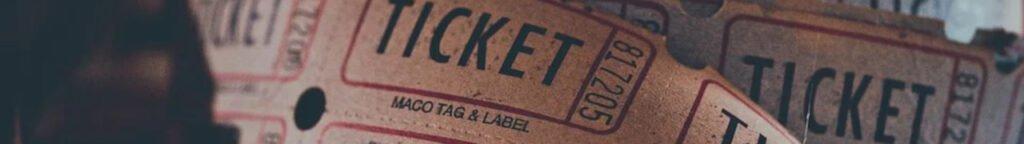 Bilety na wydarzenia